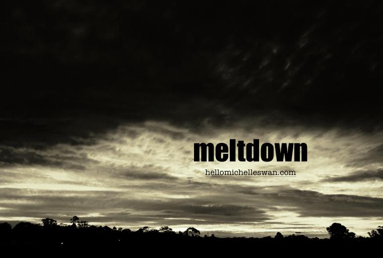meltdown hellomichelleswan.com