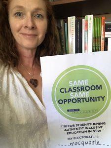same classroom same opportunity hello michelle swan